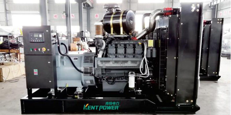 Deutz Diesel Powered Generator